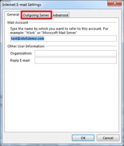 Microsoft Outlook 2013