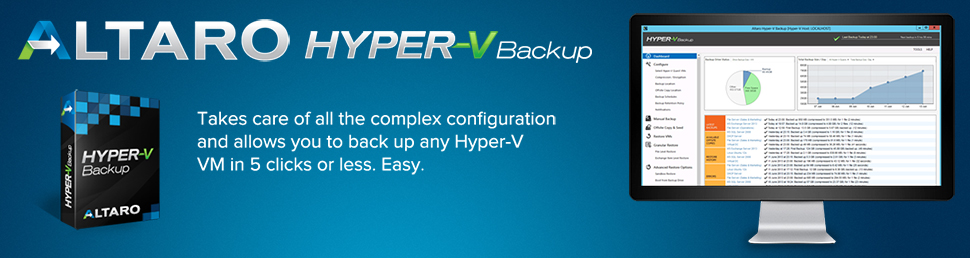 Altaro Hyper-V Backup - Insix IT solutions
