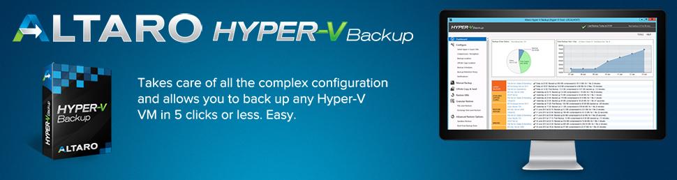 Altaro Hyper-V Backup - Insix IT solutions